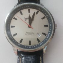 Askania Steel 40mm Automatic Tempelhof pre-owned