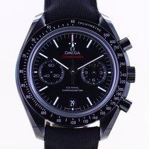 Omega Speedmaster Professional Moonwatch occasion 44.2mm Noir Chronographe Tachymètre Textile
