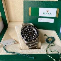 Rolex Sea-Dweller Staal 43mm Zwart Geen cijfers Nederland, Den haag