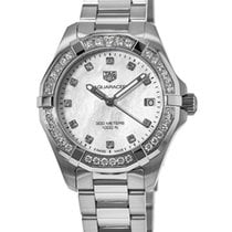 TAG Heuer Aquaracer Lady WBD1315.BA0740 new