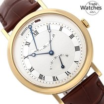 Breguet new Automatic Power Reserve Display 39mm Yellow gold Sapphire crystal