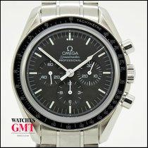 Omega Speedmaster Professional Moonwatch usados 42mm Negro Cronógrafo Acero