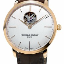 Frederique Constant Slimline Heart Beat Automatic Rose gold 40mm United States of America, New York, Monsey