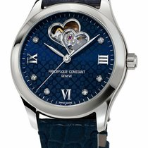 Frederique Constant Ladies Automatic Double Heart Beat Steel United States of America, New York, Monsey