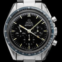Omega Omega Speedmaster NO NASA 145.022 Steel 1971 Speedmaster Professional Moonwatch 42mm pre-owned