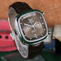 Heuer Steel 40mm Automatic CAM2111 pre-owned