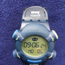 Swatch Plastic 44.5mm Quartz SQN100C pre-owned