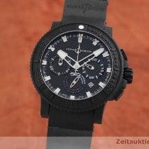 Ulysse Nardin Diver Black Sea Acier 45mm Noir