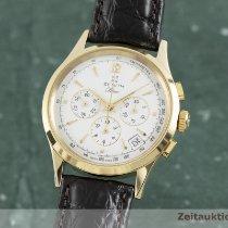 Zenith El Primero Chronograph Or/Acier 38mm Blanc