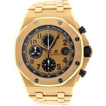 Audemars Piguet Royal Oak Offshore Chronograph Rose gold 42mm Pink Arabic numerals United States of America, New York, New York