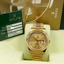 Rolex Day-Date II Yellow gold 41mm United States of America, California, San Diego