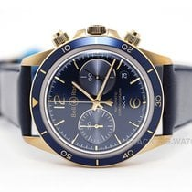 Bell & Ross Bronze Automatic Blue Arabic numerals 41mm new BR V2