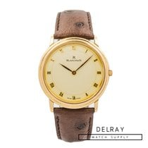 Blancpain Villeret Ultra-Slim Yellow gold 34mm United States of America, Florida, Hallandale Beach