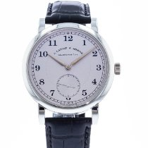 A. Lange & Söhne Platinum 40mm Manual winding 233.025 pre-owned United States of America, Georgia, Atlanta