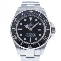 Rolex Sea-Dweller Deepsea Steel 44mm Black United States of America, Georgia, Atlanta