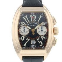 Franck Muller Conquistador Rose gold Black United States of America, New York, NY