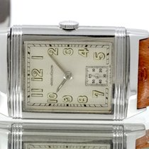Jaeger-LeCoultre Reverso (submodel) occasion 23mm Blanc Cuir