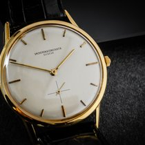 Vacheron Constantin Yellow gold 34mm Manual winding 6456 pre-owned