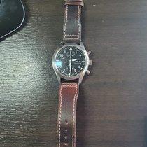 IWC Pilot Chronograph IW371701 Muito bom Automático Brasil, Consolação