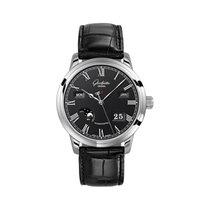 Glashütte Original Senator Perpetual Calendar new Automatic Watch with original box and original papers 100-02-25-12-05