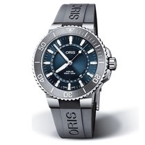 Oris Aquis Date 01 733 7730 4125 SET RS new
