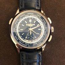 Patek Philippe World Time Chronograph 5930G-001 2017 gebraucht