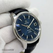 Omega De Ville Hour Vision Steel 41mm Blue No numerals United States of America, Florida, Orlando