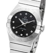 Omega 123.10.27.20.51.001 Steel 2020 Constellation Ladies 27mm new