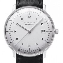 Junghans max bill Automatic Steel 38mm Silver