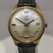 Enicar Steel Automatic pre-owned