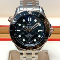 Omega 210.20.42.20.01.001 Or/Acier 2019 Seamaster Diver 300 M 42mm occasion