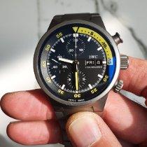 IWC IW371903 Titanio 2007 Aquatimer Chronograph 42mm usados