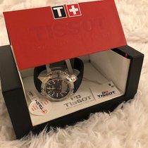 Tissot T-Touch Expert Titanio 42,7mm Negro Arábigos