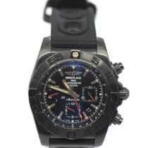 Breitling Chronomat 44 Blacksteel Steel 44mm Black United States of America, New York, New York