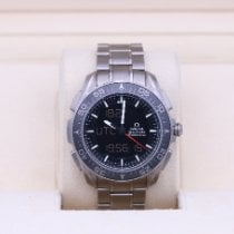 Omega Speedmaster Skywalker X-33 Titan 45mm Sort