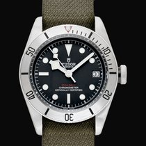 Tudor Black Bay Steel new 2020 Automatic Watch with original box and original papers 79730-0004