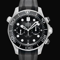 Omega Seamaster Diver 300 M Steel 44mm Black United States of America, California, Burlingame