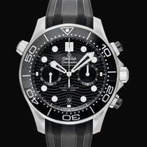 Omega Seamaster Diver 300 M Steel 44mm Black United States of America, California, Burlingame