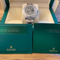 Rolex Yacht-Master 40 Steel 40mm Blue No numerals United States of America, California