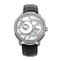 Hautlence Titanium 44mm Manual winding MTE001009-Q pre-owned
