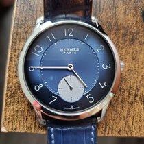 Hermès new Automatic 40mm Steel Sapphire crystal
