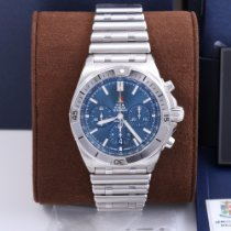 Breitling Chronomat new 2020 Automatic Chronograph Watch with original box and original papers AB01344A1C1A1