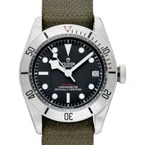 Tudor Black Bay Steel Steel Black