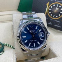Rolex Datejust II Steel 41mm Blue No numerals United States of America, Texas, Katy