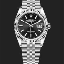 Rolex Datejust Steel 36mm Black No numerals Malaysia, Kuala Lumpur