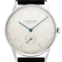 NOMOS Orion 38 Steel 38mm
