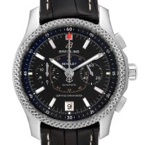 Breitling Bentley Mark VI Steel 43mm Black Arabic numerals United States of America, Georgia, Atlanta