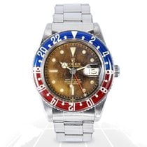 Rolex GMT-Master Steel 38mm Black No numerals United Kingdom, London