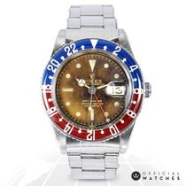 Rolex GMT-Master 6542 1962 pre-owned
