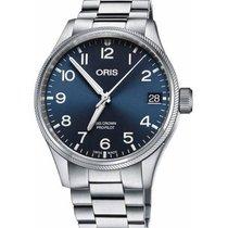Oris Steel 41mm Automatic 01 751 7761 4065-07 8 20 08P new